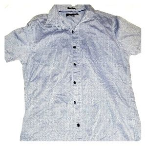 Marc anthony Men's button up shirt.
